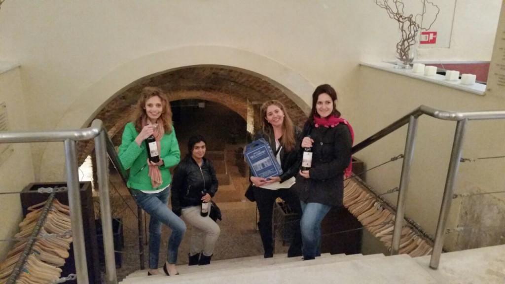 Blogeuroas que fazem parte do BLPM. Foto: Andrea Lima