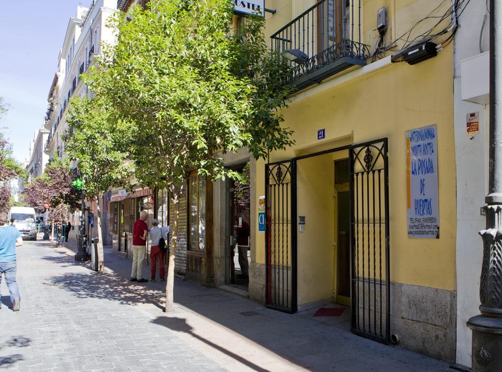 melhores hostels de Madrid