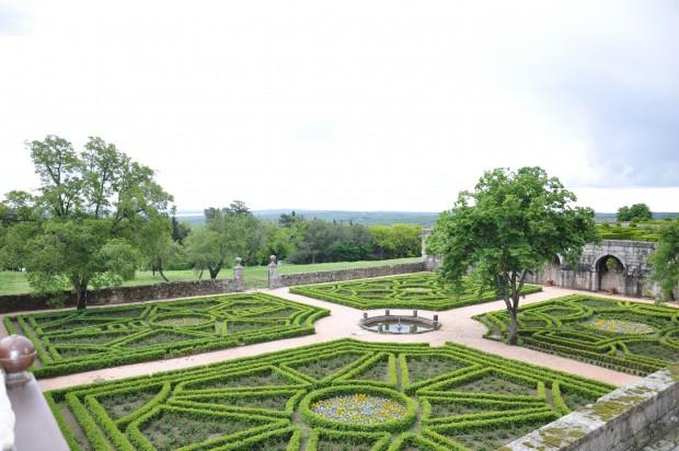Jardins Monasterio El Escorial