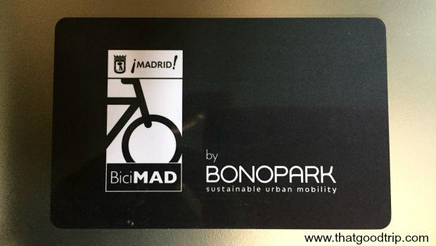 BiciMad 1