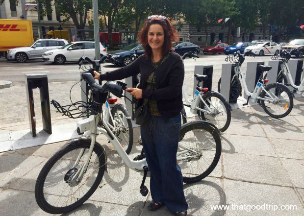 BiciMad bicicletas publicas Madrid 3