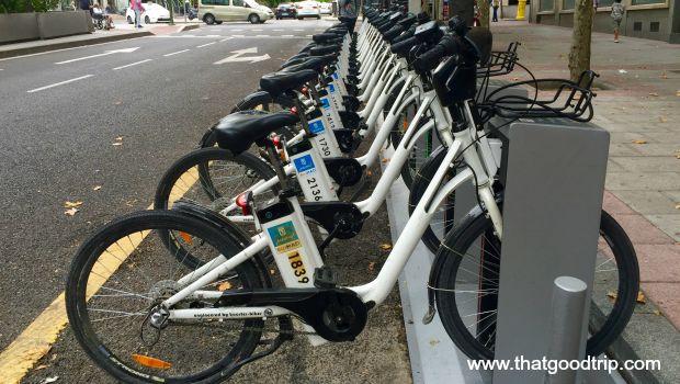 BiciMad bicicletas publicas Madrid 4