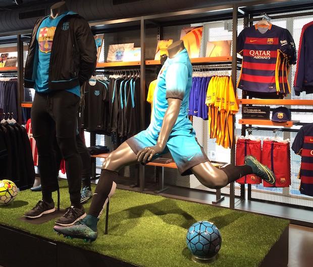 Loja Nike Gran Vía