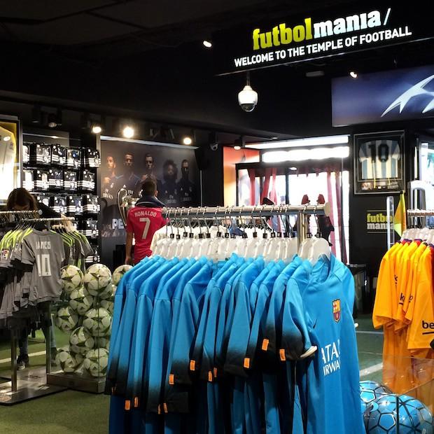 Futbolmania Madrid