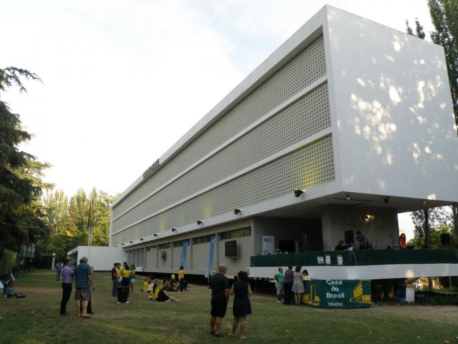 casa do brasil, madrid