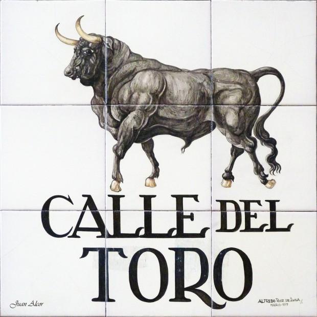 calle toro, curiosidades sobre as ruas de Madrid