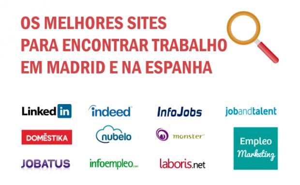sites-procurar-emprego-Madrid-Espanha