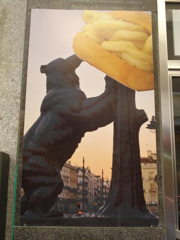 o urso e o madroño 9