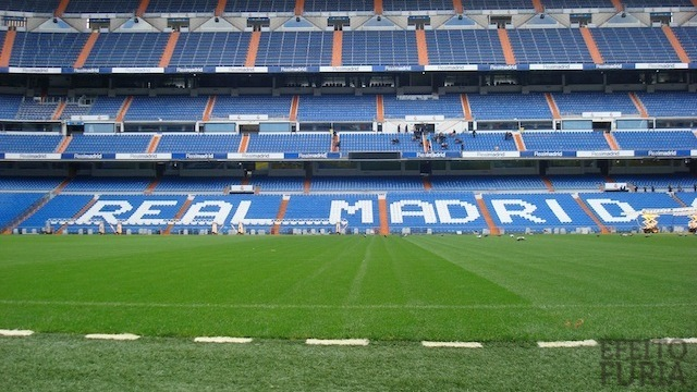 Estádio Real Madrid