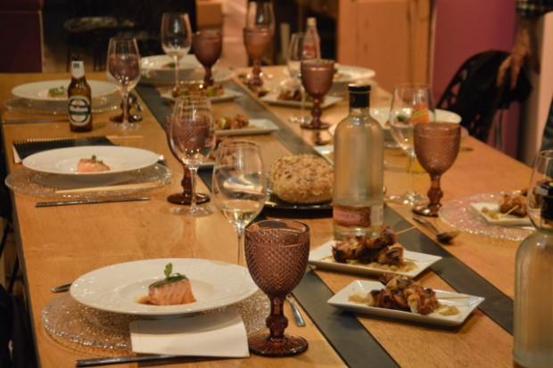 cursos de cozinha em Madrid 3