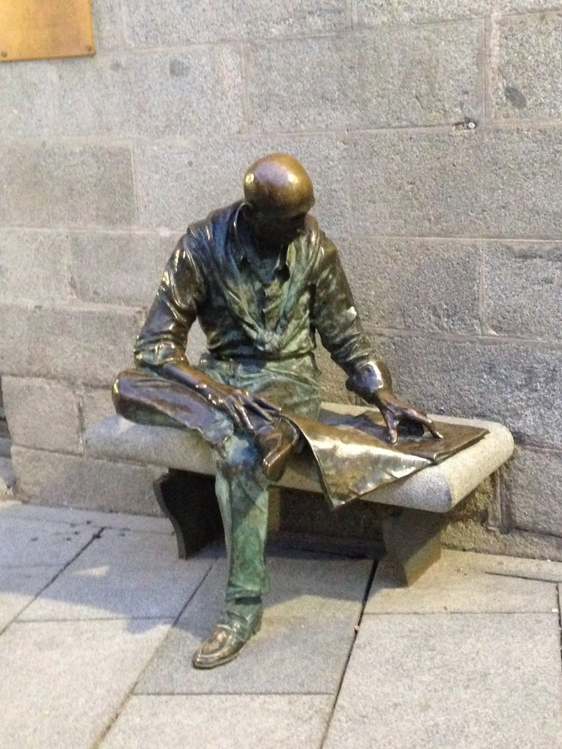 estatua humana em madrid (3)