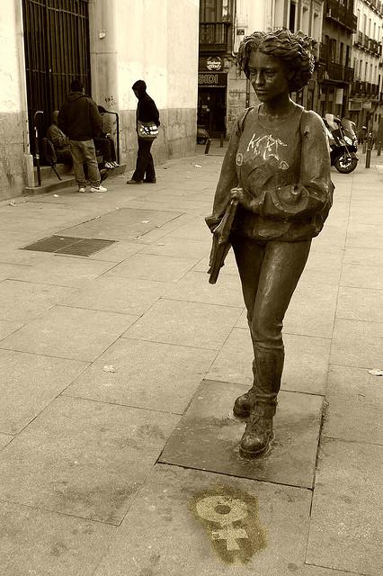 grunge esculturas madrid