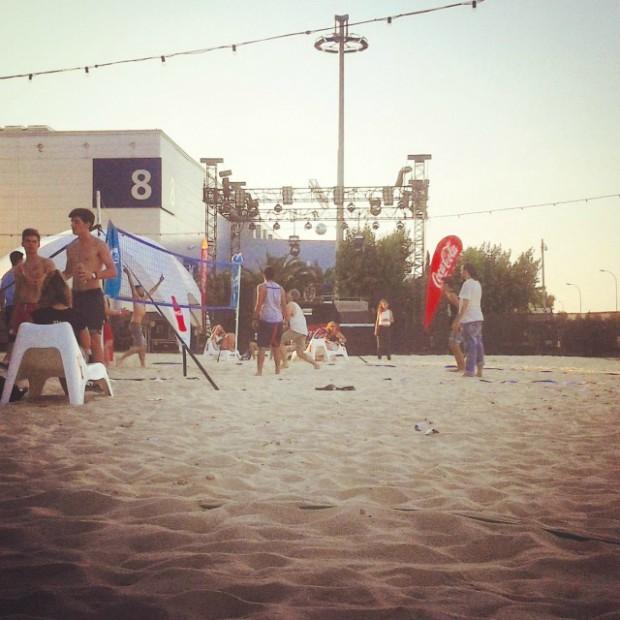 Mula Fest, o dia em que Madrid teve praia e música!