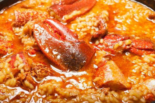 Arroz com lagosta - Foto: divulgação (Luzestudio)