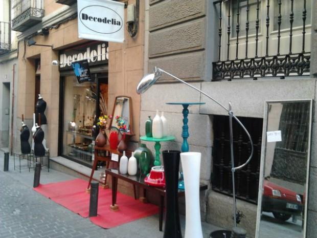 mercado de las ranas, mercados em Madrid
