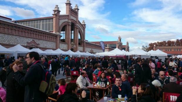 mercado de productores, mercados em Madrid