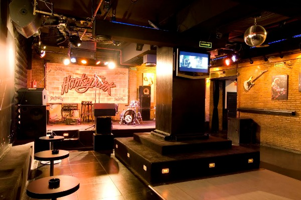 Bares de rock com música ao vivo em Madrid - Honky Tonk 2