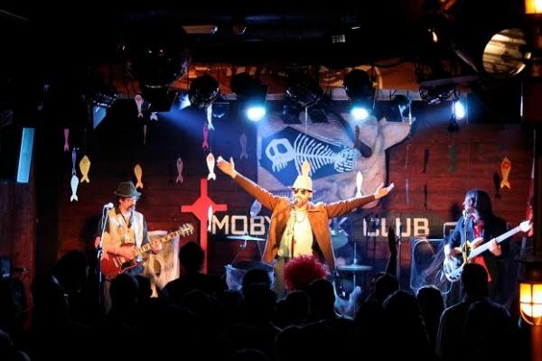 Bares de rock com música ao vivo em Madrid - Moby Dick