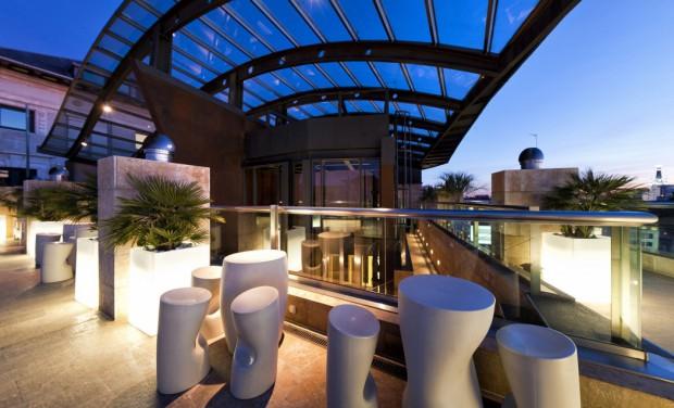 terraza del urban