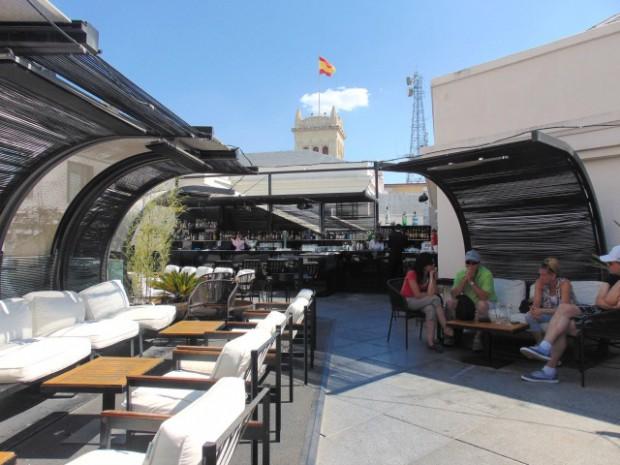 terraza cibeles