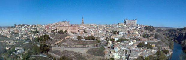 como ir de Madrid a Toledo - Danilo Modolo