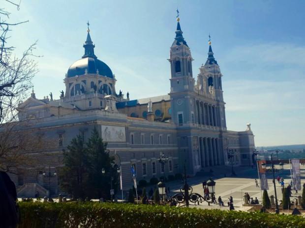 Walking tour em Português em Madrid