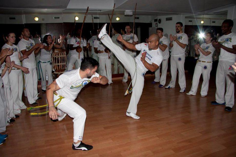onde fazer capoeira em Madrid - Toninho - Capoeira Gerais