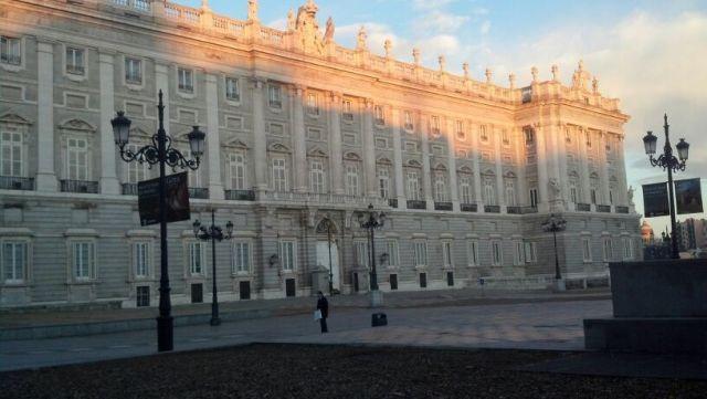 Foto 1 palacio real oriente