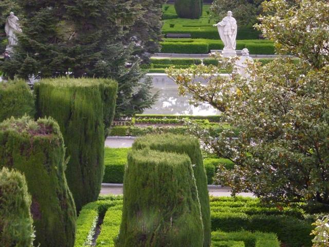 Foto 5 Palacio Real Jardim