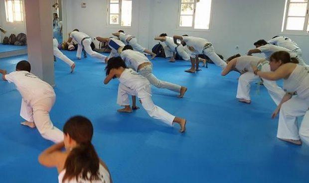 Capoeira Zambiacongo Shuriken