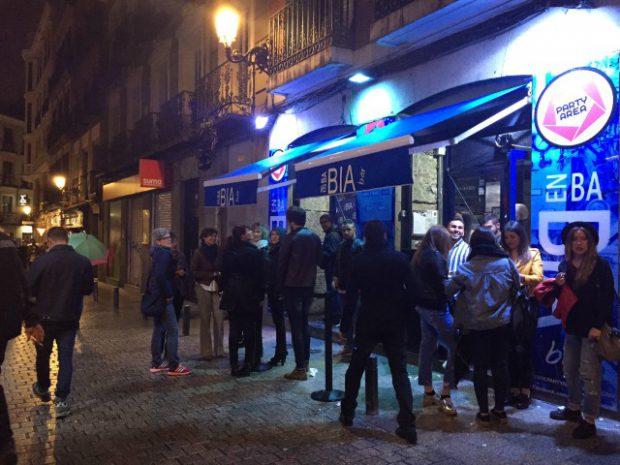 discotecas em Madrid