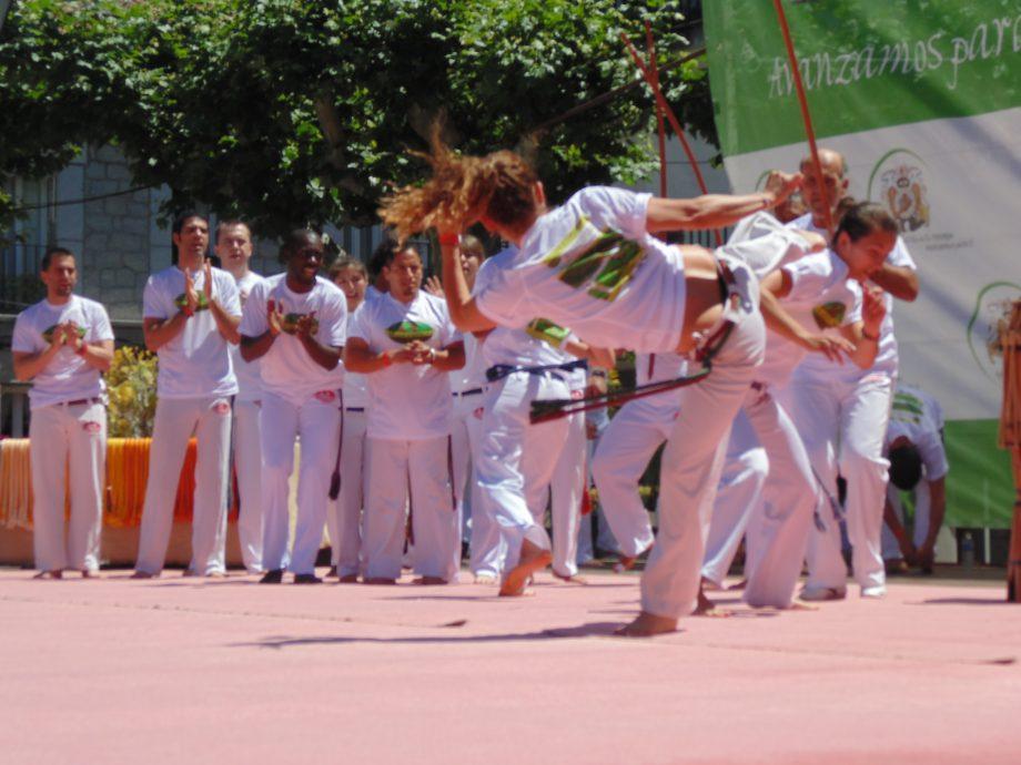 onde fazer capoeira em Madrid - Instrutor Gato - Abadá
