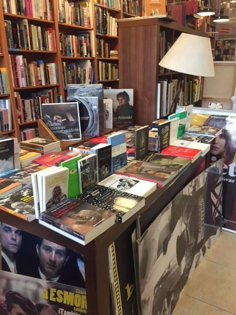 Librería Ocho y Medio. Foto: Divulgação/Facebook.