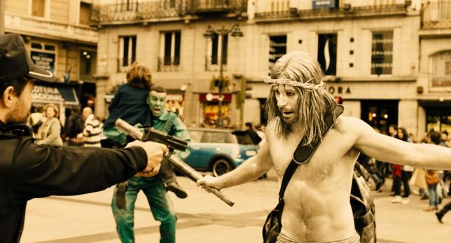 Filmes Gravados em Madrid - Las brujas de Zugarramurdi _ hugo Silva