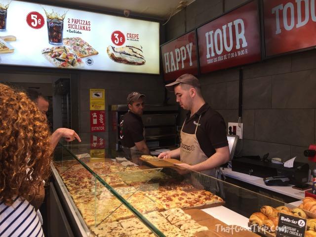 Papizza Madrid