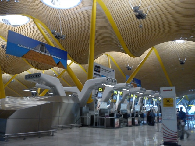 aeroporto espanha