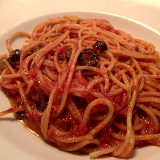 melhores restaurantes italianos em Madrid - flavia 2