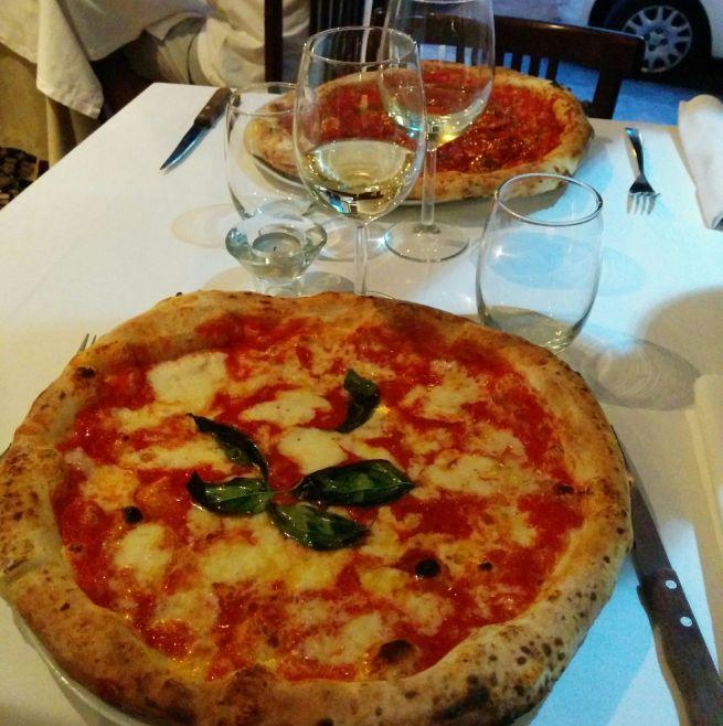melhores restaurantes italianos em Madrid - Reginella