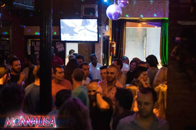Monnalisa bar de copas Madrid