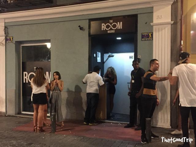 The Room bar Madrid