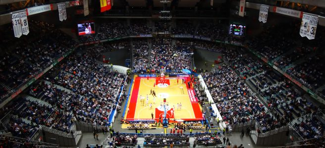 Outros esportes Madrid - basquete