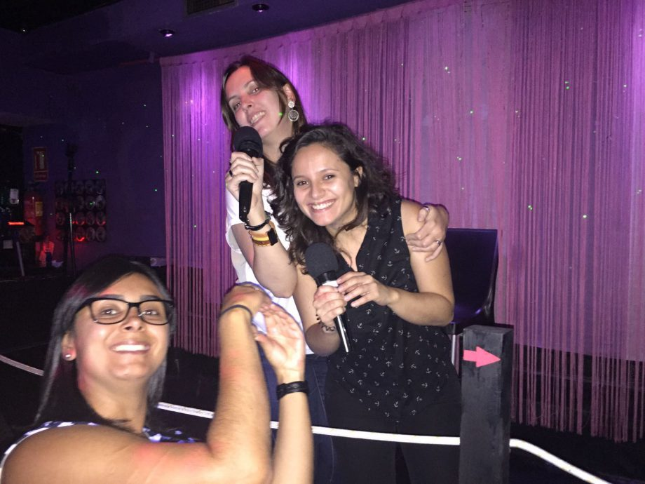BLPM Rave e o Karaoke
