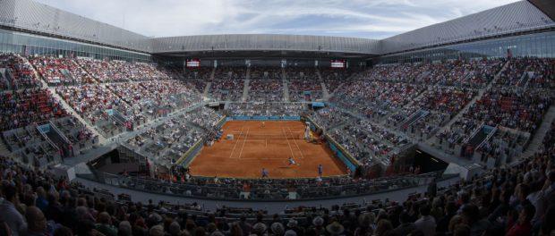 Outros esportes Madrid - tenis