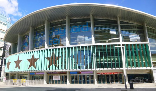 Palacio Deportes Madrid