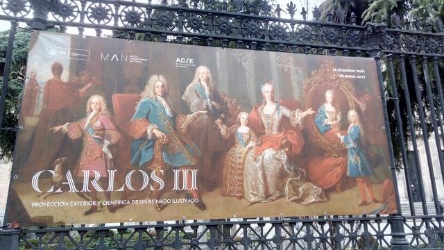 carlos iii familia retrato