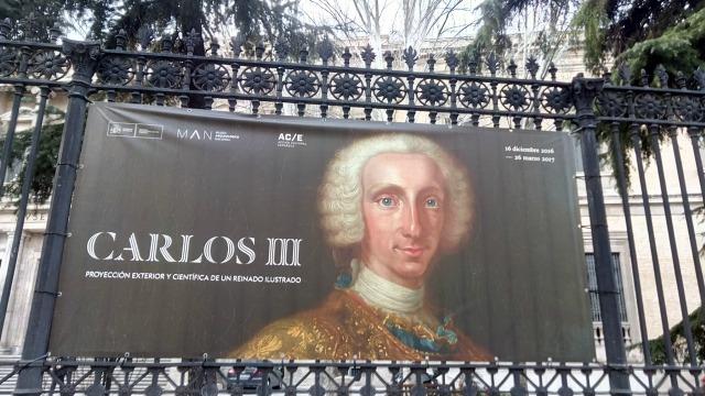 carlos iii retrato