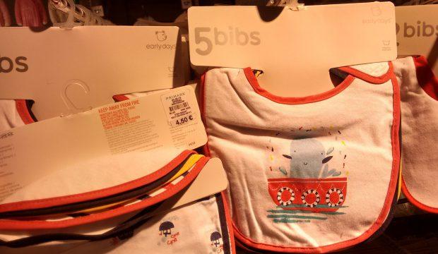 enxoval do bebe em Madrid babeiros (4)