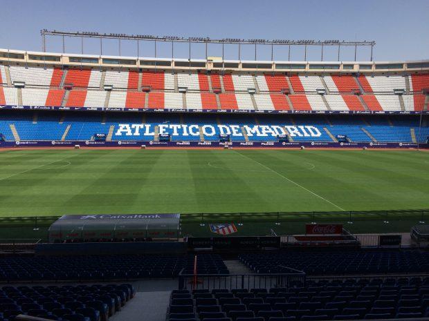 Vicente Calderón - Atlético de Madrid