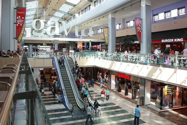 Os melhores centros comerciais shopping centers de madrid for Centro comercial sol madrid