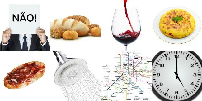 hábitos e costumes espanhóis